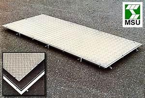 Couvercle De Regard En Fonte : couvercle de regard en aluminium ~ Nature-et-papiers.com Idées de Décoration