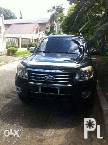 ford everest   sale  bacolod city western