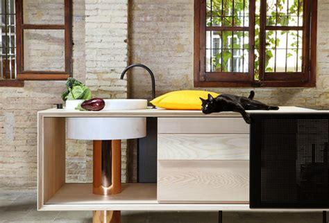 le cuisine design une cuisine design fonctionnelle et innovante signée mut
