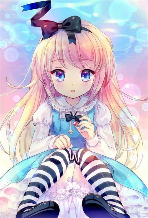Loli Anime Wallpaper - anime loli wallpaper for android apk