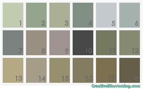 taupe green paint color sofa cope