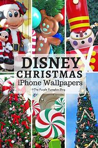 Disney Christmas iPhone Wallpapers