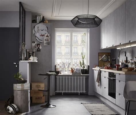 cuisine grise leroy merlin relooker sa cuisine photos et idées déco travauxlib