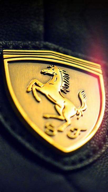 Gold Iphone Ferrari Cars Wallpapers Bikes