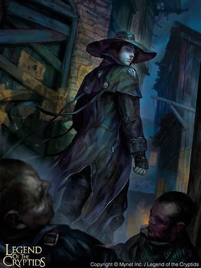 Shadow Hunter Vargasni Deviantart Fantasy Yeager Concept