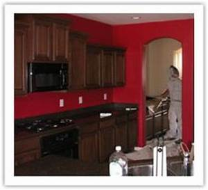 kitchen on pinterest red walls red kitchen and wainscoting With kitchen colors with white cabinets with red and brown wall art