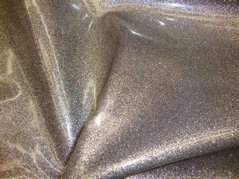 Vinyl Upholstery by Silver Glitter Vinyl Upholstery Fabric By