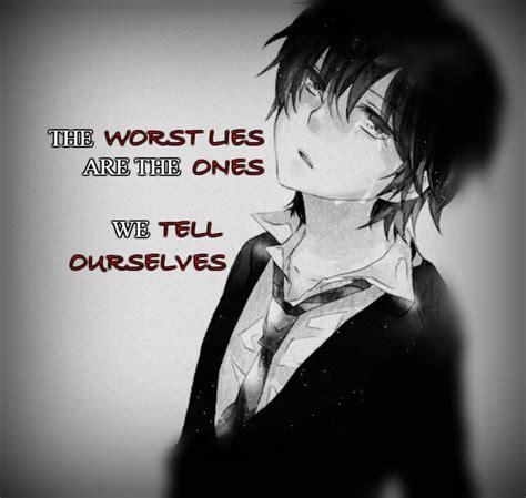 Depressed Anime Boy Pfp