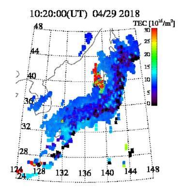 地震グラグラ