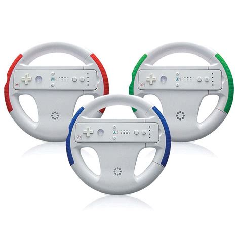 Volante Wii by Volante Memorex Racing Wheels Cores Nintendo Do Wii Ou Wii