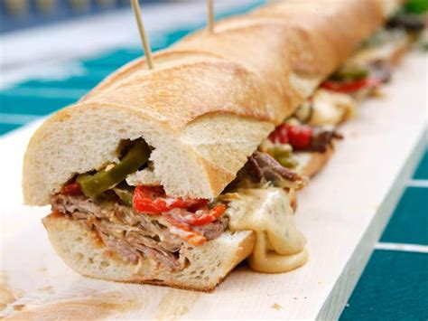 sunnys north philly cheesesteak recipe sunny anderson