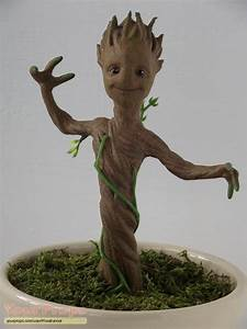 Guardians of the Galaxy Lifesize Baby Groot replica movie prop