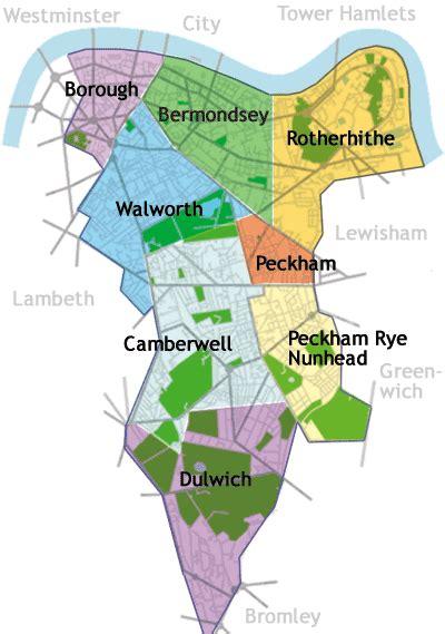 london borough  southwark wikiwand