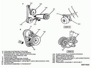 1995 Buick Riviera Serpentine Belt Diagram