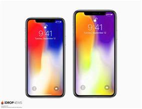 next iphone release iphone x plus renders shown alongside new report