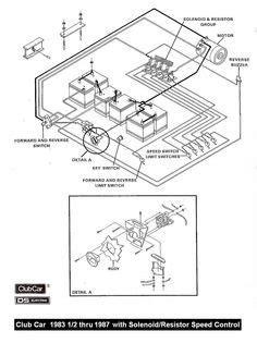 1993 Club Car 36 Volt Battery Wiring Diagram by Club Car Golf Cart 36 Volt Meter Wiring Diagram 1