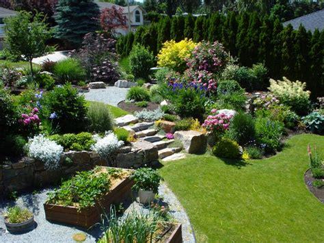 Low Maintenance Garden Design Ideas.Landscape Garden