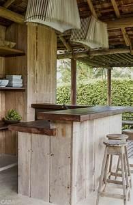 Bar Exterieur En Bois : les 25 meilleures id es de la cat gorie comptoir bar sur ~ Premium-room.com Idées de Décoration