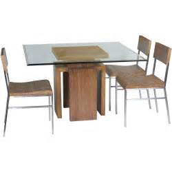 glass dining room table set glass top dining table set 4 chairs decor ideasdecor ideas