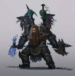 Mountain Dwarf Paladin