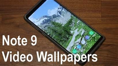 Note Galaxy Screen Lock Wallpapers