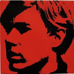 Self-Portrait by Andy Warhol on artnet