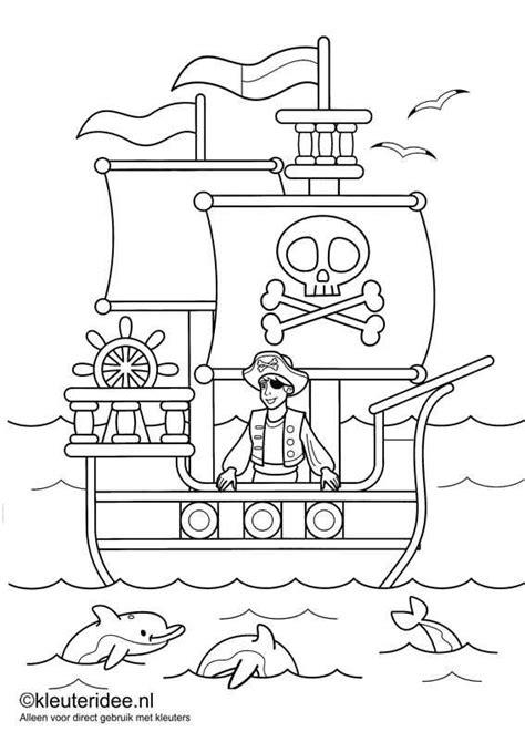 Drakenpoot Kleurplaat by Die Besten 25 Ausmalbilder Piraten Ideen Auf