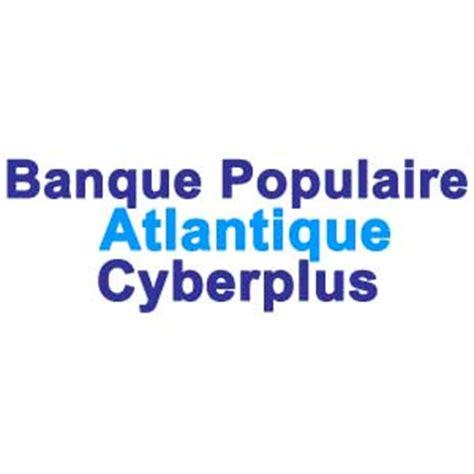 banque populaire siege social banque populaire centre atlantique cyberplus mon compte