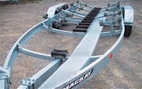 Boat Trailer Walkway by Gippsland Boat Supplies New Boats Used Boats Outboards