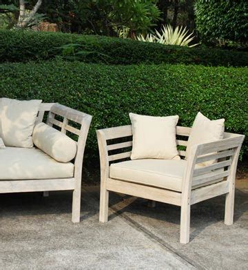 collection venice wicker smooth teak outdoor furniture