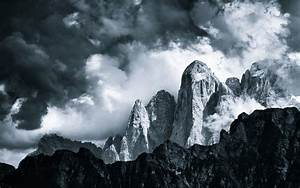 Download, Black, Mountain, Wallpaper, Gallery