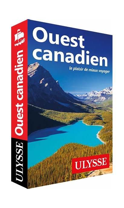 Canadien Ouest Guide Jeunes Fabuleux Canada Livre