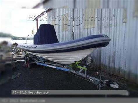 Speed Boat On The Clyde by Clyde Rib 700 For Sale Daily Boats Buy Review Price