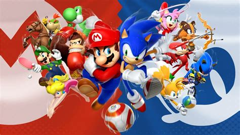 Mario and Sonic at the Olympic Games 2016