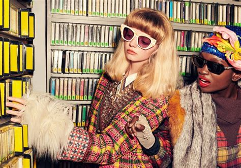 gucci eyewear spring campaign fashion rogue