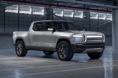 Electric Truck by Rivian R1t Electric Truck Uncrate