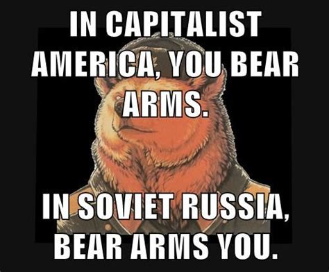 Gay Bear Meme - join bear army soviet bear know your meme