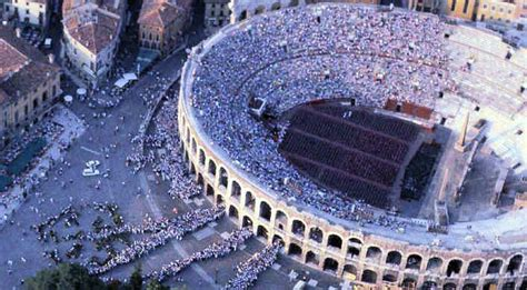 Ingressi Arena Di Verona Verona Www Flashdiviaggi