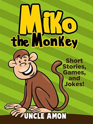miko  monkey books  kids bedtime stories  kids