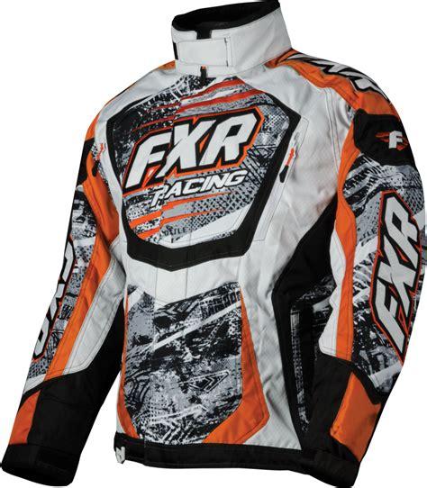 fxr racing snowmobile gear womens cold cross jacket