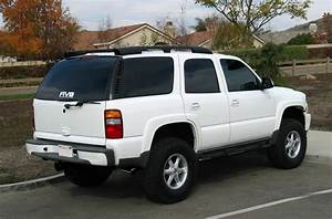 bames 2003 Chevrolet Tahoe Specs, Photos, Modification