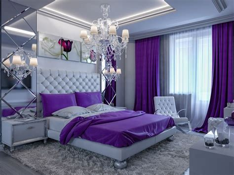 Best 25+ Purple Bedroom Decor Ideas On Pinterest Girls