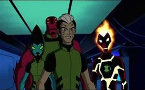 Watch Ben 10 Alien Force S3e17 Online Above And Beyond
