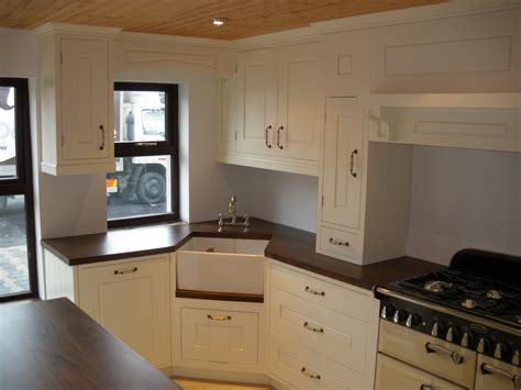 Solid Wood Painted Inframe Kitchen « Woodale Designs
