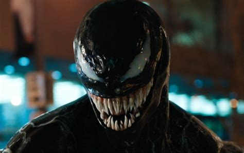 The New Venom Trailer Featuring Tom Hardy