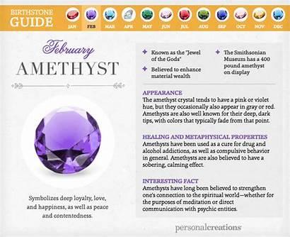 Birthstones Birthstone Month February Birth Meaning Amethyst