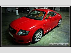 Audi TT mkI Sline from Barcelona AudiWorld Forums