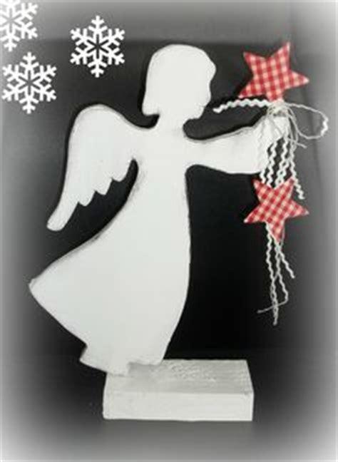 holz engel bandsaege vorlage advent pinterest