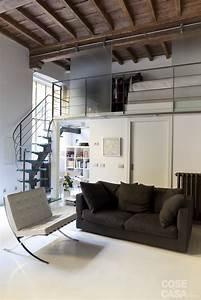 Mini loft: la casa recupera spazio con nuovi soppalchi Cose di Casa