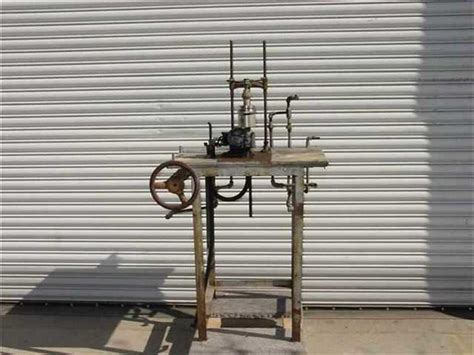 groove tube antique glass blowing lathe electronic tube